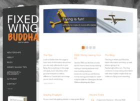 fixedwingbuddha.com