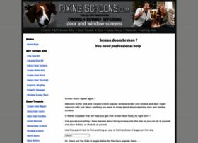 fixingscreens.com