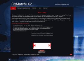fixmatch1x2.com
