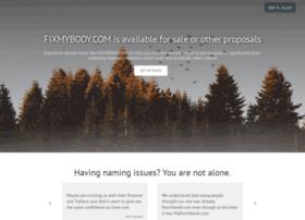 fixmybody.com