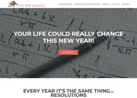 fixmymath.com
