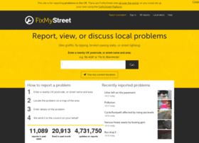 fixmystreet.com