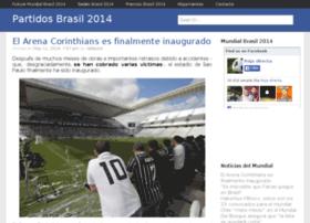 fixturebrasil2014.org
