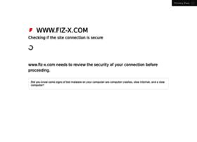 fiz-x.com