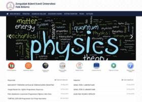 fizik.beun.edu.tr