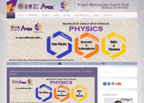 fizik.usm.my