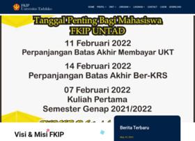 fkip.untad.ac.id