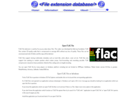flac.extensionfile.net