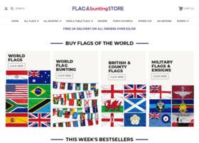 flagandbuntingstore.co.uk