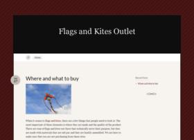 flagsandkites.com