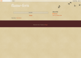 flame-fern.blogspot.in