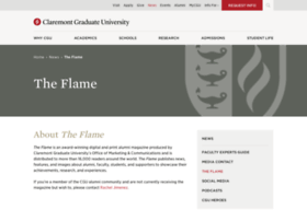 flame.cgu.edu