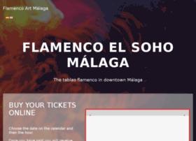 flamencoartmalaga.es