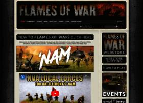 flamesofwar.com