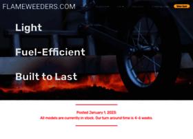 flameweeders.com