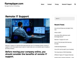 flamplayer.com
