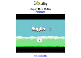 flappy-bird.cuoixl.com