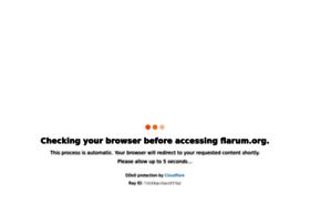 flarum.org