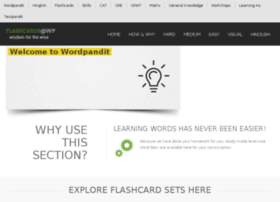 flashcards.wordpandit.com