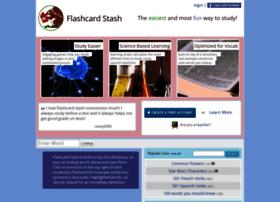 flashcardstash.com
