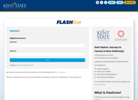 flashline.kent.edu