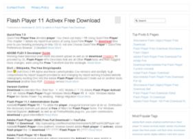 flashplayerfreedownload.org