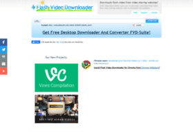 flashvideodownloader.org