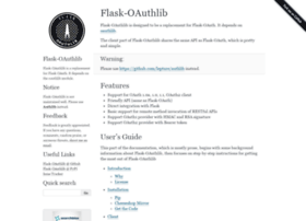 flask-oauthlib.readthedocs.org
