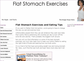 flat-stomach-exercises.com