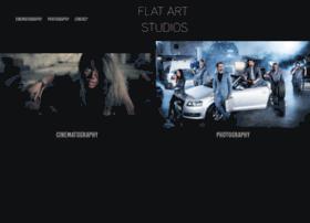 flatartstudios.com