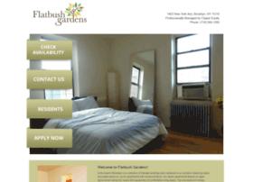 flatbushgardens.net