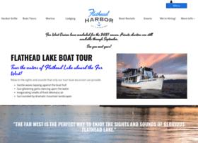 flatheadlakeboattour.com