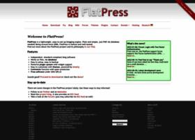 flatpress.org