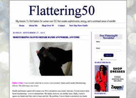 flattering50.com