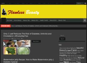 flawlessbeautyskin.net