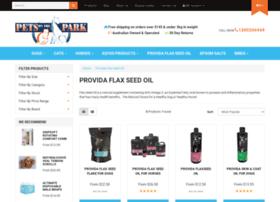 flaxseedoilfordogs.com