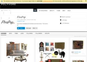 fleapop.polyvore.com