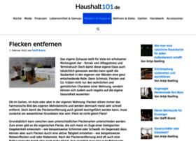 flecken-entfernen.org
