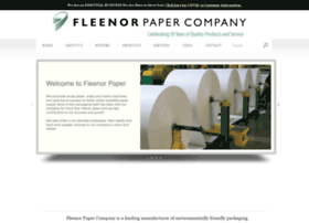 fleenorpaper.com