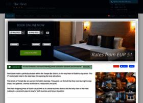 fleet-street-hotel-dublin.h-rez.com