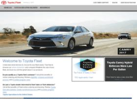 fleet.toyota.com