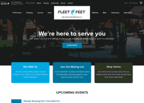 fleetfeetraleigh.com