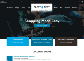 fleetfeetstockton.com
