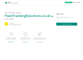 fleettrackingsolutions.co.uk