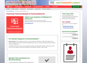 fleischerei-anzeiger.de
