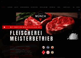 fleischerei-norbert-muench.com