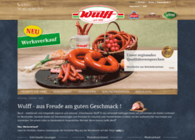 fleischwaren-wulff.de