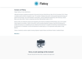 fleksy.workable.com