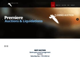 flemingauction.com