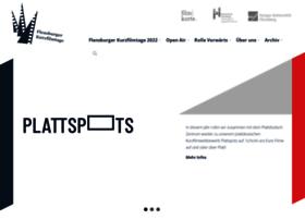 flensburger-kurzfilmtage.de